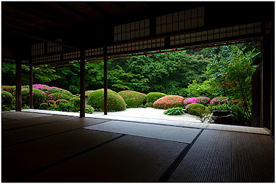 Yavilsi jard n japon s jard n zen equilibrio entre el - Equilibrio en japones ...