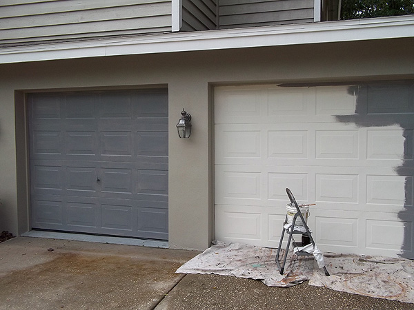 Slightly Different Panel On Garage Door Everything I
