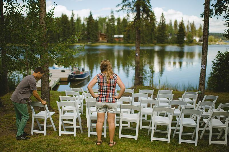 artigheter bruden kan gjøre i bryllupet