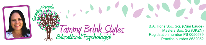 Tammy Brink Styles Educational Psychologist