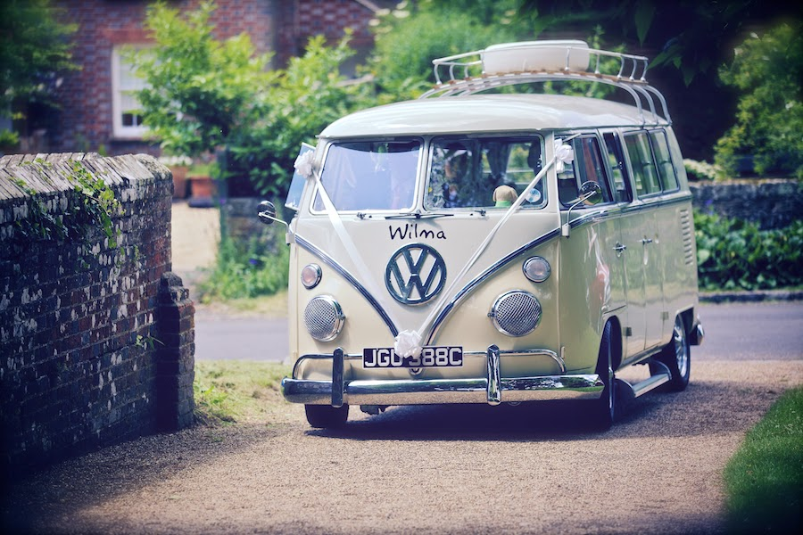 Wilma VW van hire