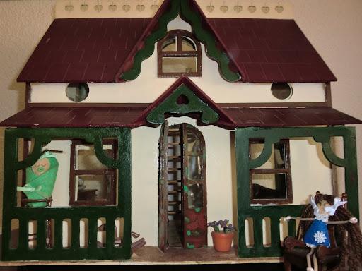 La casita de muñecas