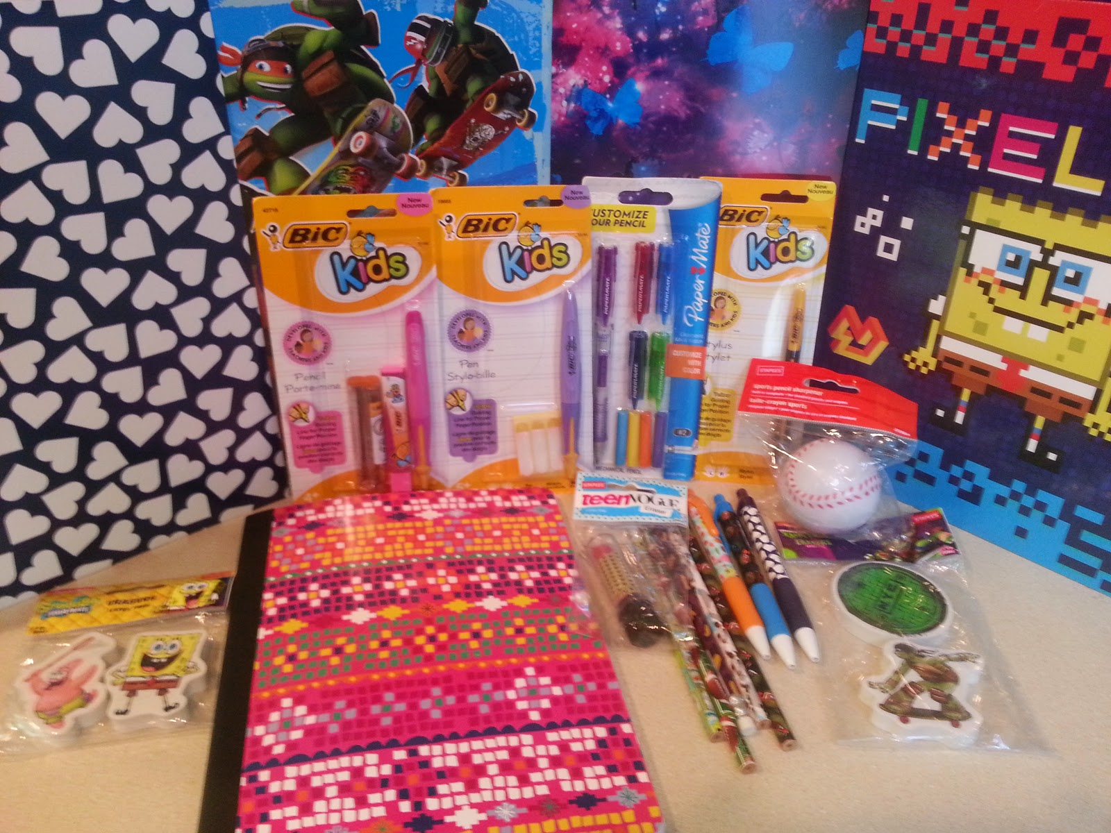 Enter the Back to School with Staples Giveaway. Ends 8/31.