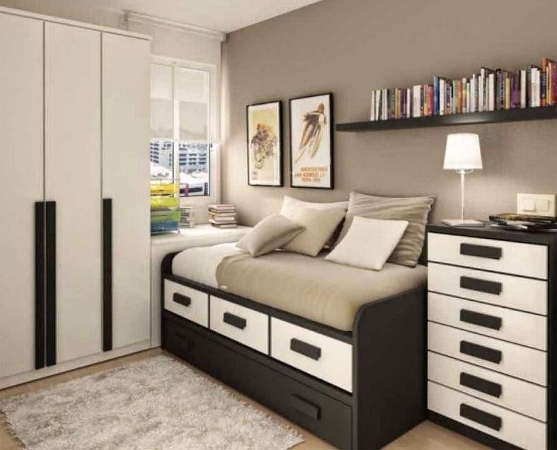 Warna cat kamar tidur minimalis