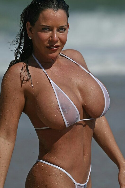 sexy bikini model alicia big her ass really