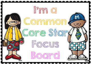 Common Core Star Rubircs and Checklists for grade one