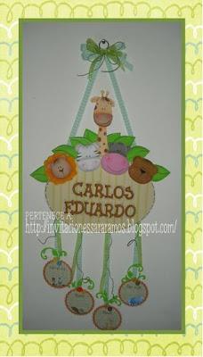 Invitaciones recuerdos cotillones pi atas for Cartel puerta