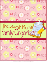 The Jewish Mom&#39;s Family Organizer!