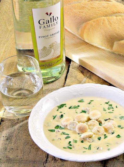 Grandma's Oyster Stew from www.bobbiskozykitchen.com