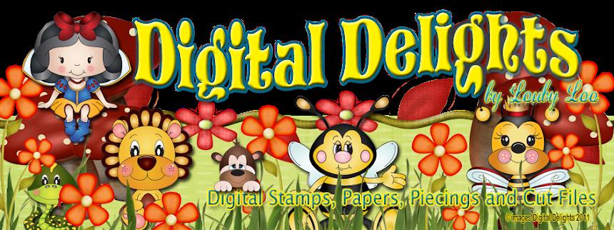 Digital Delights Tutorials