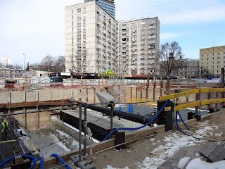 Budowa II linii metra pod ulicą Świętokrzyską