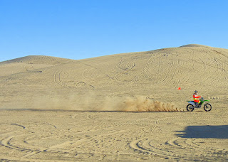 Imperial Sand Dunes Rec Area off of I-8