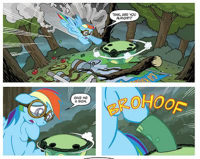 The Rainbow Dash-Tank brohoof!