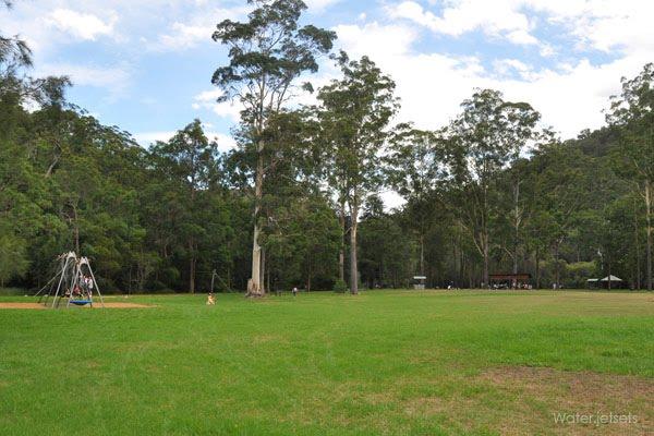 crosslands reserve playground