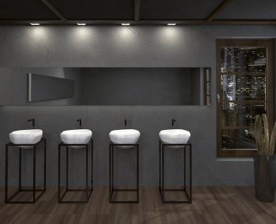 Il contest design di Ceramica Flaminia e il lavabo RITHO