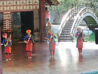 Taiwanese Aboriginal Musical Performance