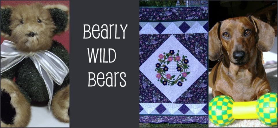 BEARLY WILD BEARS