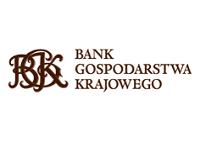 Logo Banku Gospodarstwa Krajowego