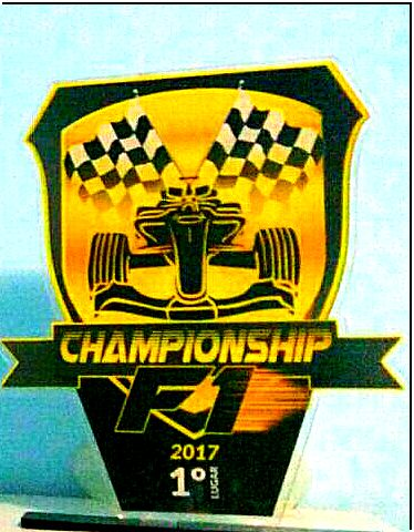 LISTA COMPETIDORES CHAMPIONSHIP F1 2017