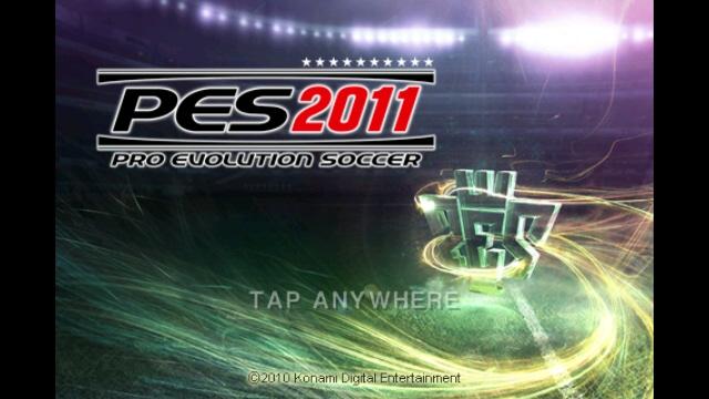 Konami Pro Evolution Soccer 2010 1.0.9 128x128 J2ME