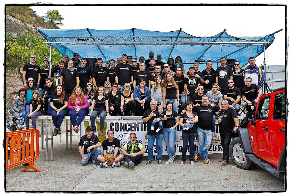"""XX Concentració Motociclista """"Vila de Flix"""" 2013"""