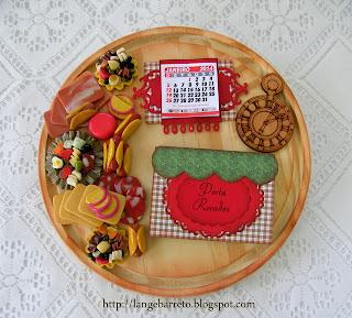 Miniaturas de Biscuit