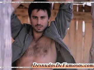 Hugo Silva Desnudo