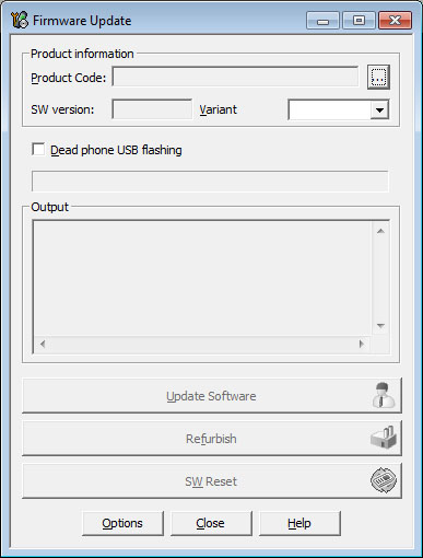 Phoenix - Firmware Update