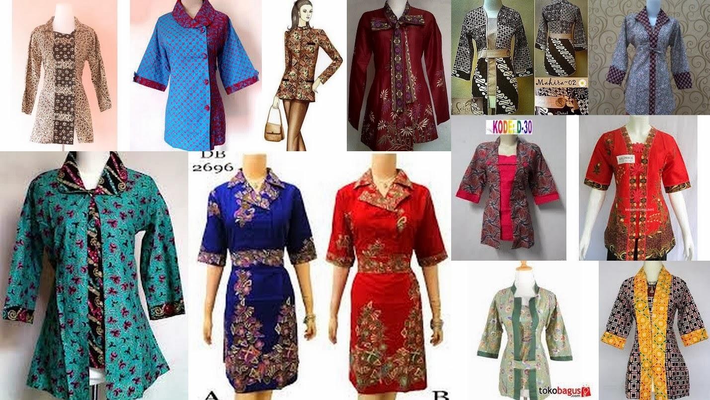 Model Baju Seragam Batik Kerja Di Kantor Tattoo Design Bild