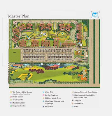 Czar Suites :: Site Plan