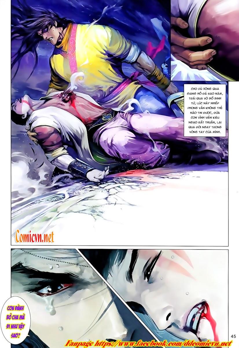 Phong Vân chap 648 Trang 43 - Mangak.info