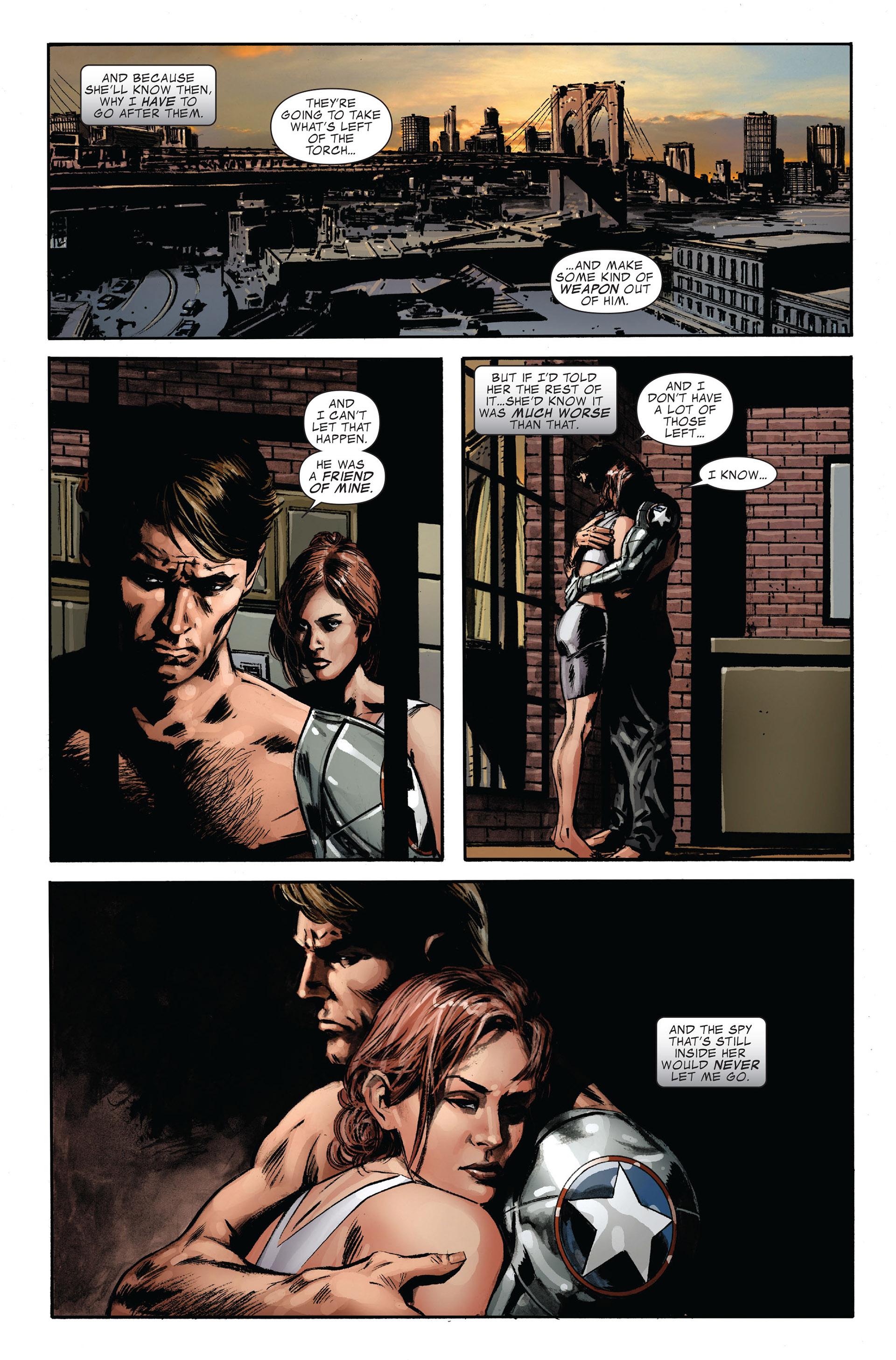 Captain America (2005) Issue #45 #45 - English 24
