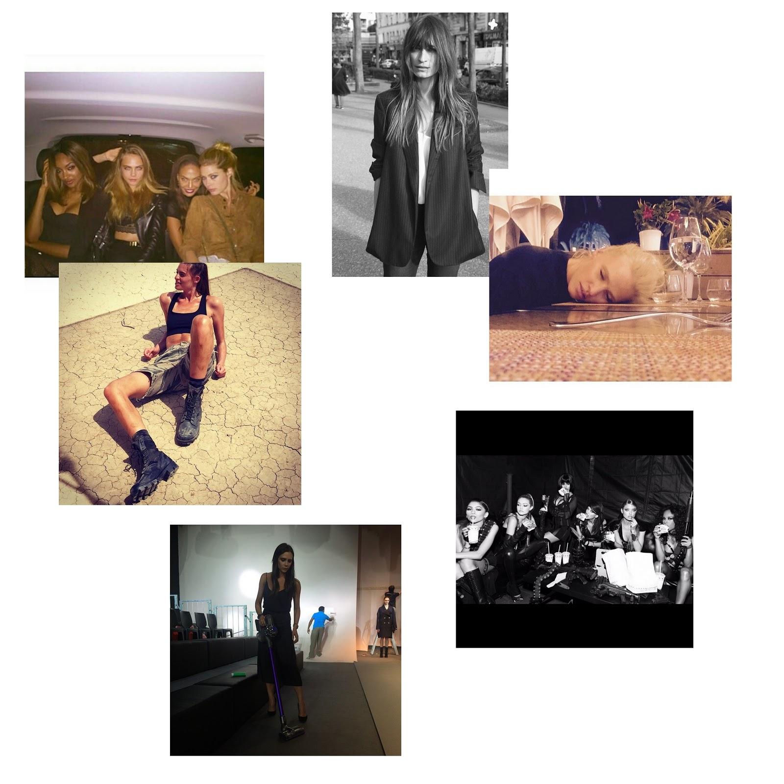 instagram, favourites, week, doutzen, caroline de maigret, lara stone, justin oshea, victoria beckham, taylor swift, fashion, blogger, blog, mode,
