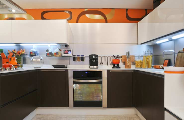 Decoracion cocina moderna cozinhas kitchen diseno de for Interiores de cocinas modernas