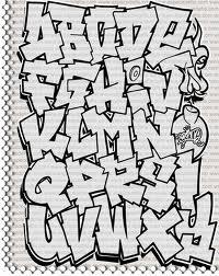 ... yang mudah dengan membuat huruf A-Z dengan kreatifitas sendiri