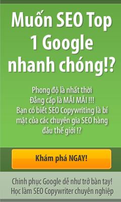 hoc seo copywriting - google top 1 - hoc online