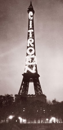 Wieża Eiffel'a 1925