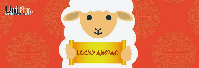 Qeon dan UniPin Gelar Event Lucky Angpao