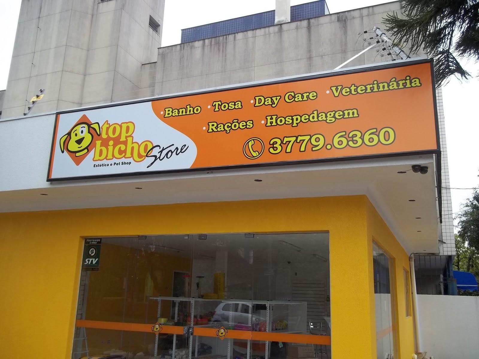 Muitas vezes Mr.Office Comunicação Visual Fone (51) 3233 4804: Fachada Pet Shop GD68