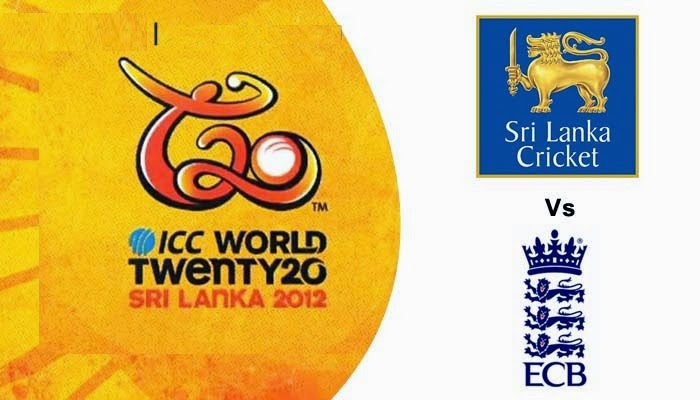 England Vs Sri Lanka 27th March 2014 Match Highlights T20 World Cup!