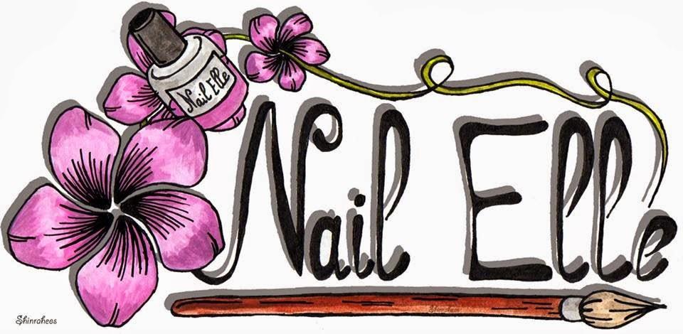 Les ongles de Nail Elle