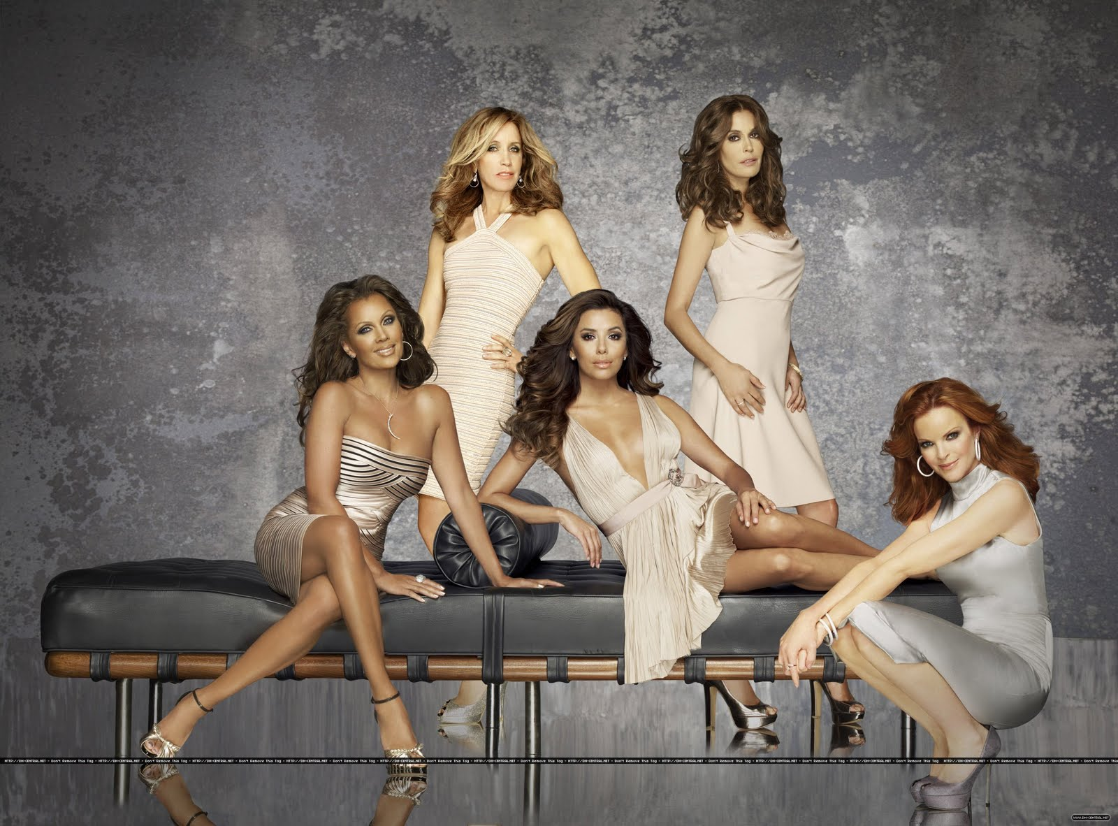tv lover desperate housewives season 8 cast shots