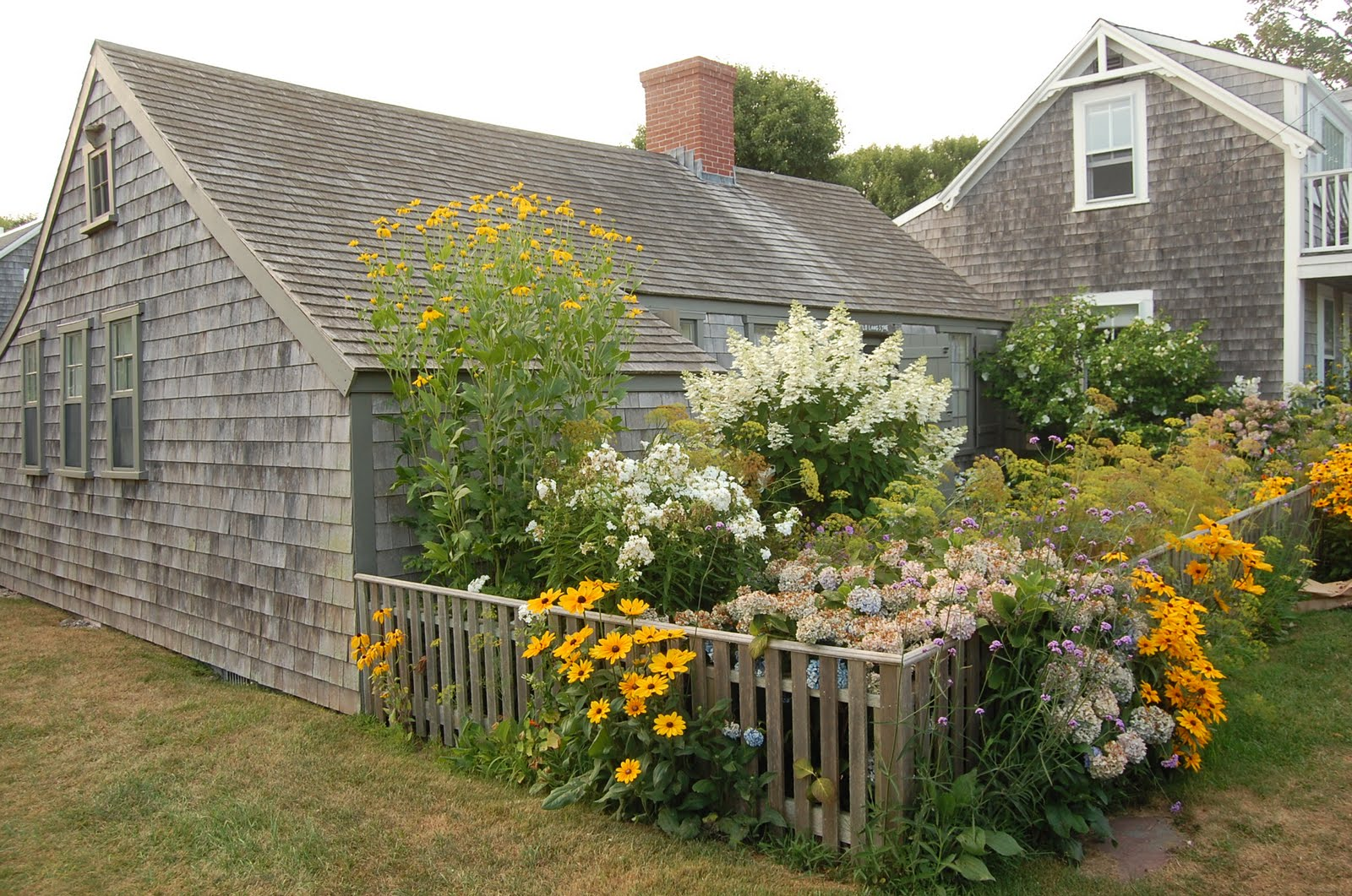 2 or 3 things i know for Nantucket shingles
