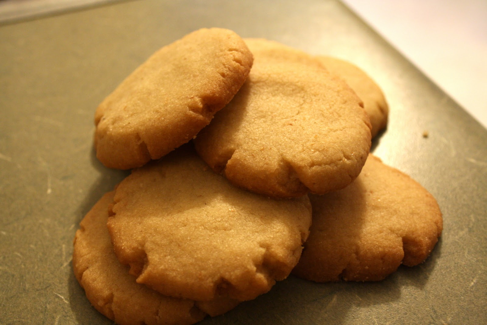 how to make shortbread with brown sugar