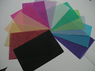 papel seda color