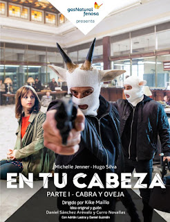 Ver En tu Cabeza (2016) película Latino HD