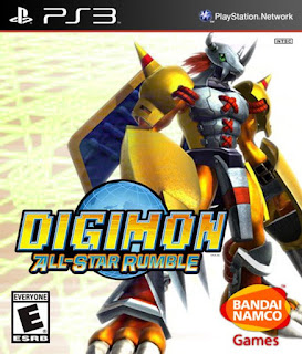 Download - Digimon All Star Rumble - PS3 - [Torrent]