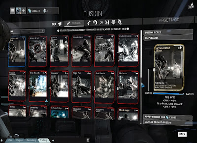 Warframe - Fusing With Everything Else