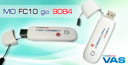 Đăng ký gói 3G Fast Connect FC10