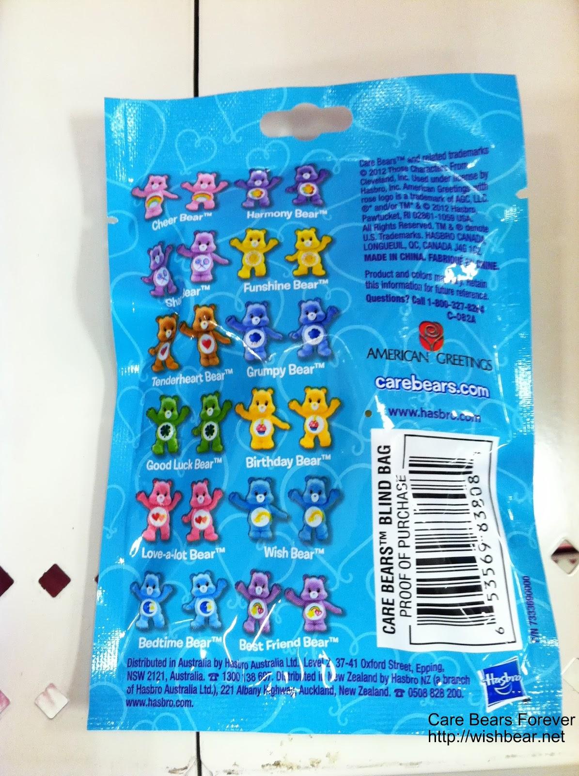 Care Bears Forever Care Bears Figure Mystery Case Pack